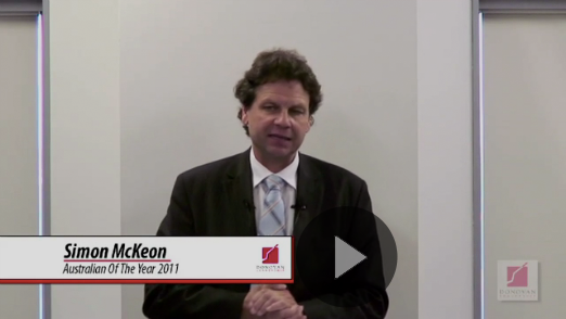 Leadership Conversation with Simon McKeon