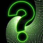 17936391-neon-green-electronic--question-mark-with-disco-light-effect